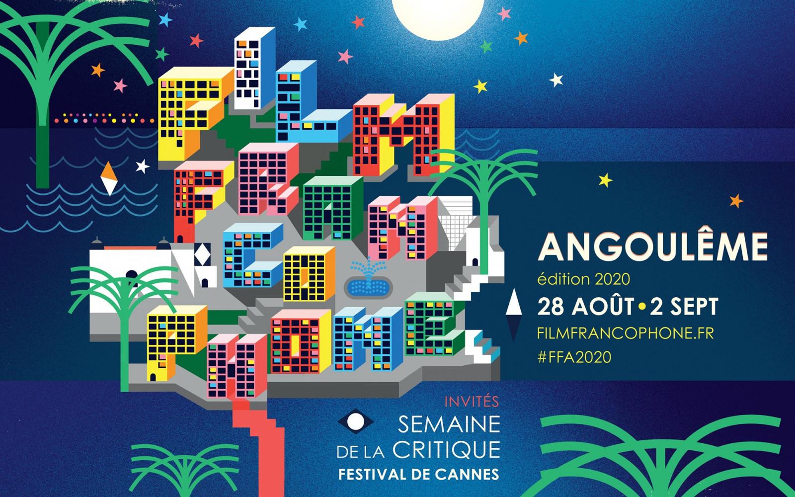 Festival Francophone d'Angoulême – Mathieu Lamboley