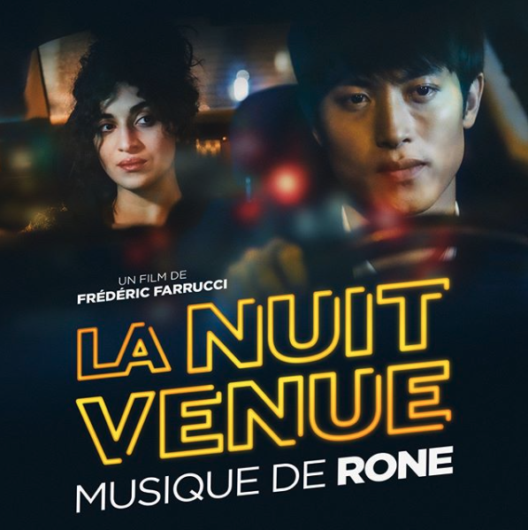 CINEMA RELEASE – NIGHT RIDE – RONE