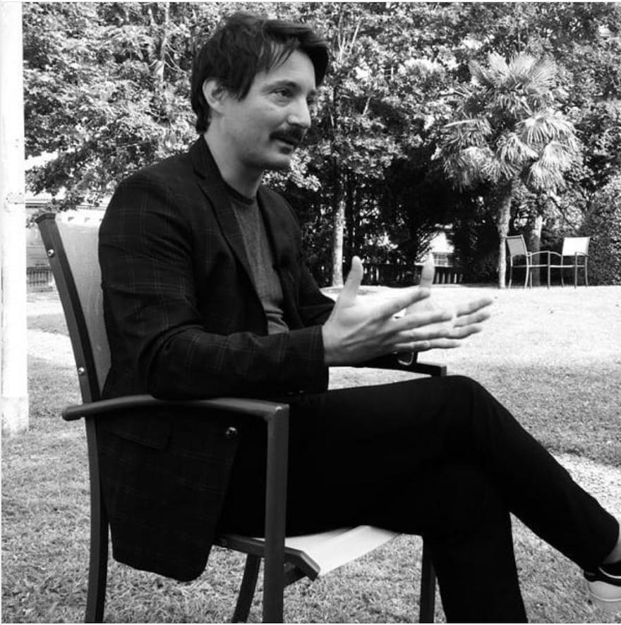 Écran Total interview Mathieu Lamboley