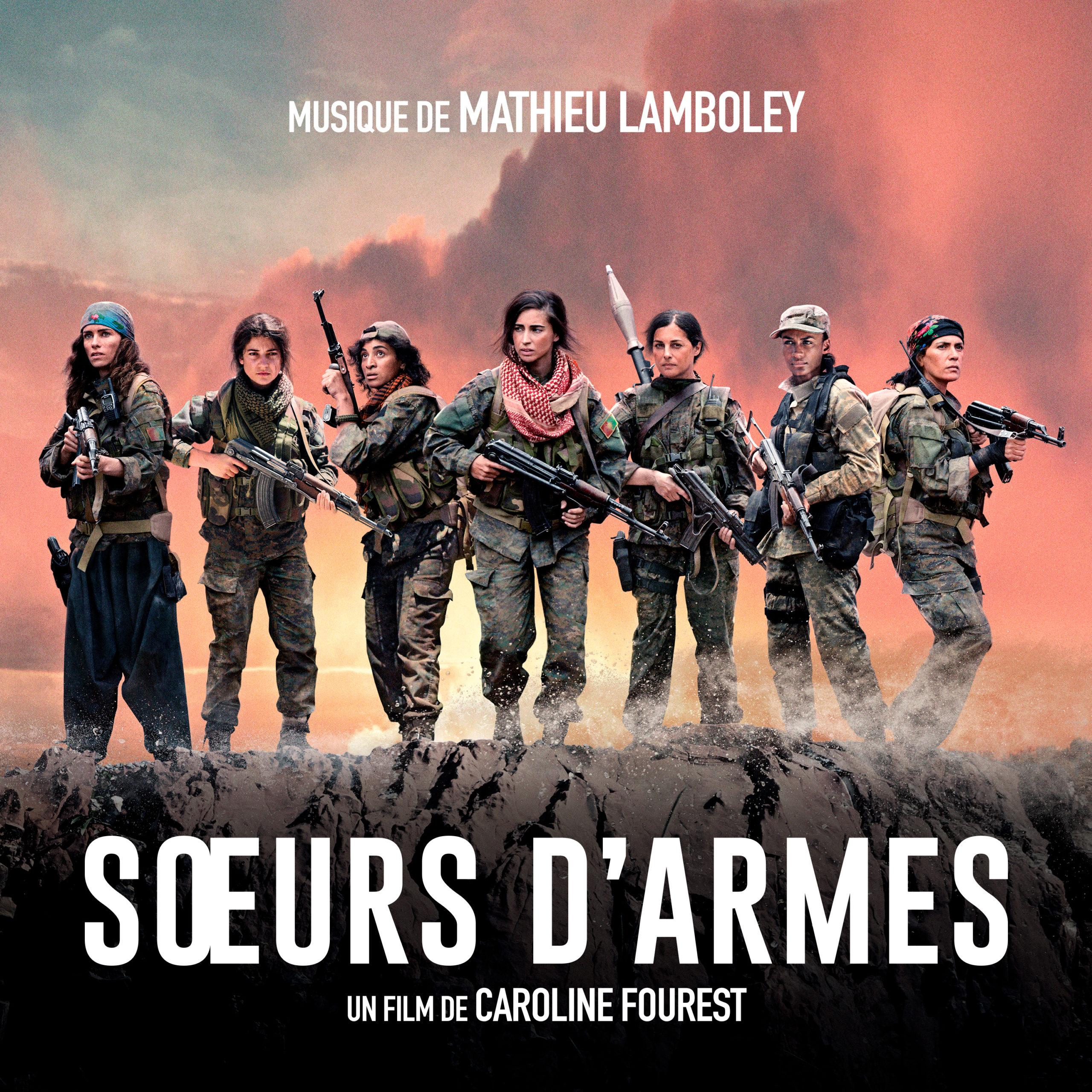 Soeurs d'armes de Caroline Fourest – Mathieu Lamboley