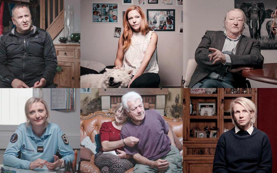 «Féminicides», a France 2 documentary