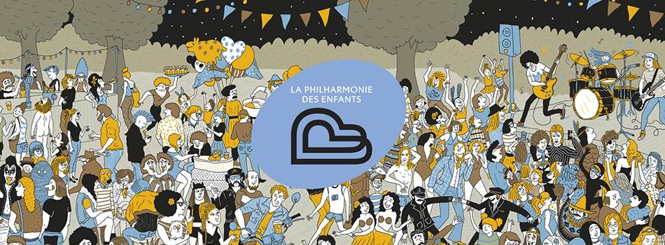 David Sztanke X La Philharmonie des Enfants