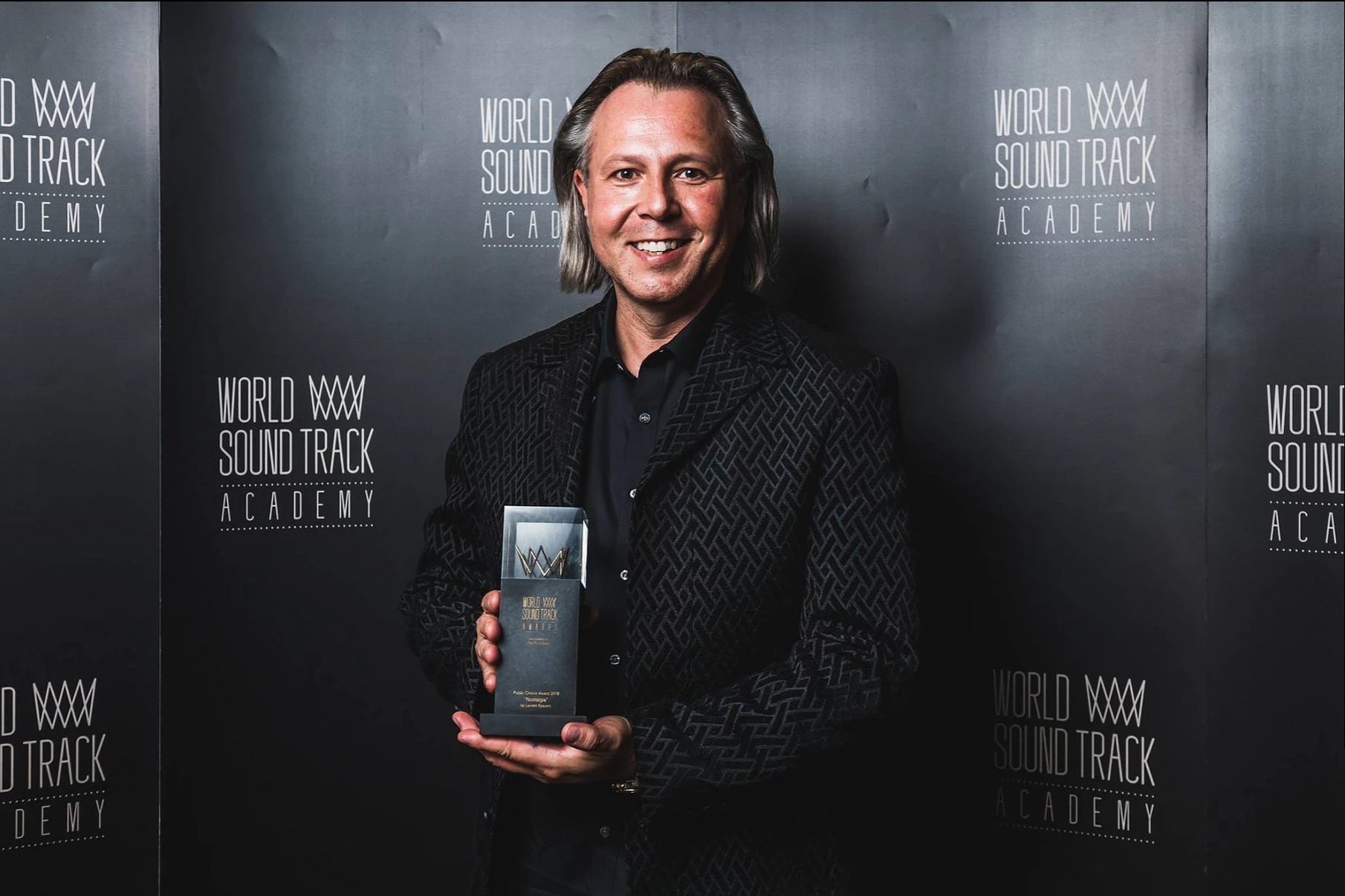 World Soundtrack Awards, le public choisit Laurent Eyquem
