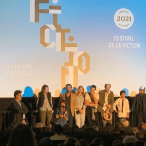 David Sztanke at La Rochelle Festival for les Hautes Herbes !